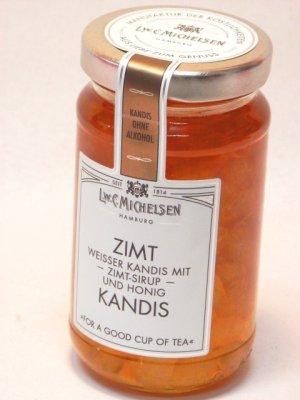 画像1: シナモンの香りが素敵ツィムト キャンディス(シナモン ハチミツ メープルシロップ漬け白色氷砂糖)ミヒャエルセン ドイツ