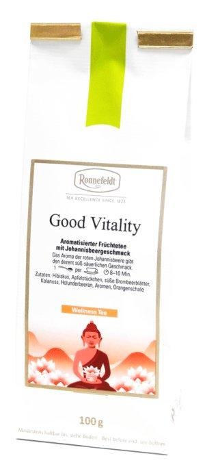 画像3: グッドバイタリティー 【ロンネフェルト】 血行促進が期待できるフルーツハーブティー スポーツやエステの後にもおすすめ