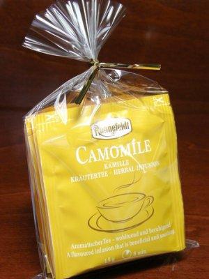 画像3: 【ロンネフェルト】カモミール 5袋入り