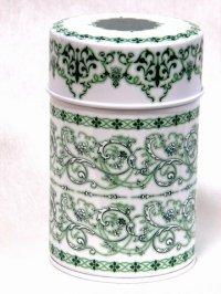 素敵な保存CAN(缶)デュールグリーン