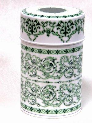 画像1: 素敵な保存CAN(缶)デュールグリーン