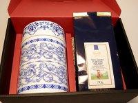 【ロンネフェルト】30g茶葉自由選択+素敵な保存缶自由選択セット