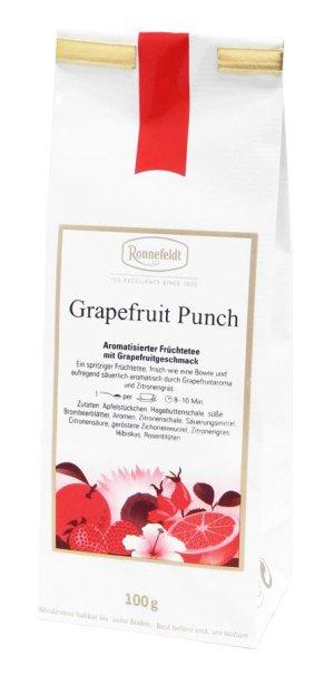 画像3: グレープフルーツパンチ 【ロンネフェルト】 マイルドなグレープフルーツの酸味と各種ドライフルーツの甘みがベストマッチ