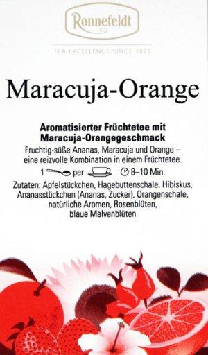 画像2: マラクージャオレンジ 【ロンネフェルト】 オレンジピールがしっかり効いてます ビタミン補給にも最適