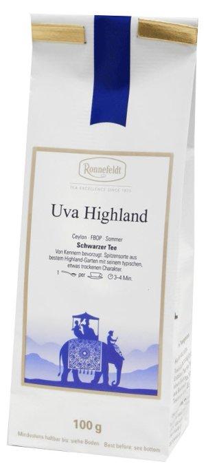 画像3: ウバ ハイランド【ロンネフェルト】世界3大銘茶の一つ ウヴァ臭が魅力的です