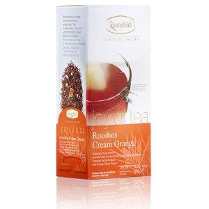画像1: 【ロンネフェルト】ジョイオブティー クリームオレンジ箱入り 15本  ルイボス茶にオレンジピールの入った人気No1のティー