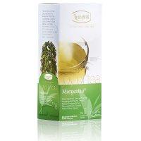 【ロンネフェルト】ジョイオブティー  モルゲンタオ箱入り 15本 7つ星ホテルでも使われている人気のティー 緑茶にお花の甘い香り