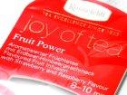 他の写真3: 【ロンネフェルト】ジョイオブティー フルーツパワー 1本 爽やかな酸味とフルーツの甘み 色が赤くきれいです