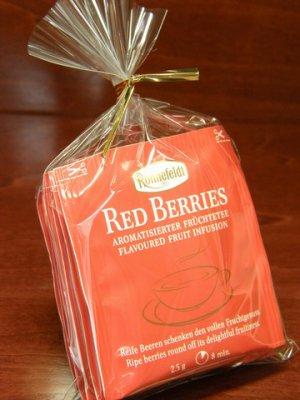 画像3: 【ロンネフェルト】レッドベリーズ 5袋入り