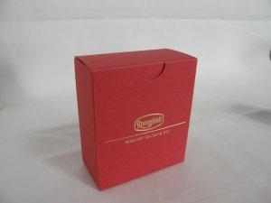 画像1: 【ロンネフェルト】ティーべロップ用箱 レッド