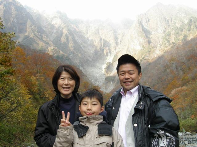 谷川岳に紅葉散策行ってきました